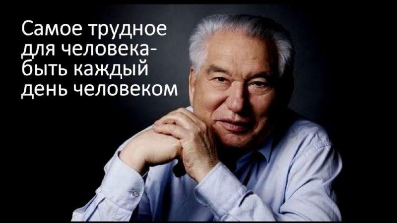 Лучшие книги Чингиза Айтматова